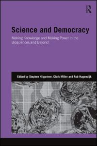 Science and Democracy Rob Hagendijk